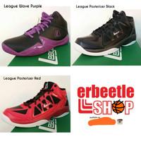 Sepatu Basket League Wave dan Posterizer Size 39 n 40