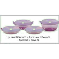 Tupperware Heat N serve
