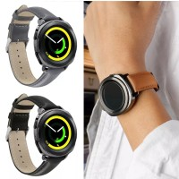 Samsung gear sport leather strap tali jam