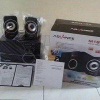 Speaker Bluetooth Advance M180bt / Speaker subwofer blu Harga Terbaik