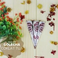 Golecha Henna / Hena Deezee Cone Coklat Tua HEENA TANGAN Import India