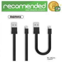 Remax Tengy 2 in 1 Micro USB Cable - RC-062m - Hitam