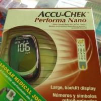 New Accu-Chek Performa Nano