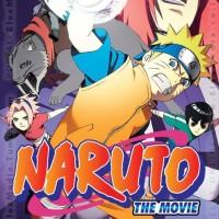 Buku lama Komik Naruto The Movie : Guardians Of The Crescent Moon