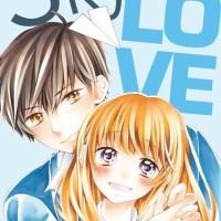 Buku lama Komik : Sky of Love by Rio Kimido