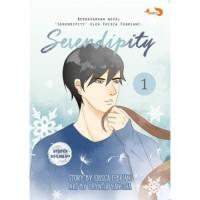 Buku lama Komik Serendipity