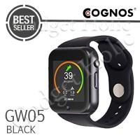 Jam Tangan Pintar I Cognos Smartwatch GW05 - 3G WIFI Android 4.4