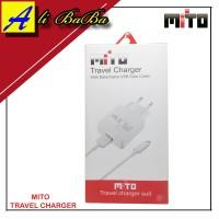 Travel Cherger Handphone Mito A60 A82 A77 A69 T500 A310 A355 Casan HP