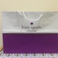 PACKBAG09 - Kate Spade Paper Bag
