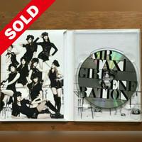 Jual Girls Generation SNSD Mr Taxi Album Unsealed Murah