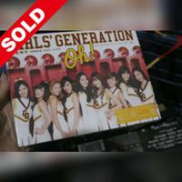 Jual Girls Generation SNSD OH Japanese Album UPCH SEALED Murah