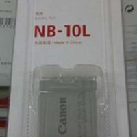CANON Battery Nb-10L For Powershot Sx40 / Sx50 / G1X / G15 / G16