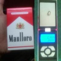 Timbangan Emas & Obat Model Bungkus Rokok - Cek Jumlah Diskon