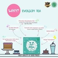 TEH PELANGSING EVER SLIM TEA EVERWHITE - Everslim Tea
