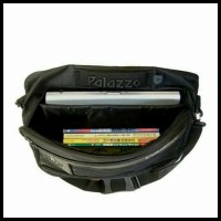 Stok Update! Tas Ransel Selempang Palazzo Laptop 3 In 1 Multi Fungsi