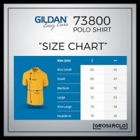 Promo! Gildan Sport Shirt Polo Polos Original Grosiran Murah Jakarta