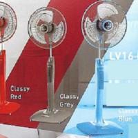 KIPAS ANGIN BERDIRI MITSUBISHI LV16 GU 16 inch Standing Fan