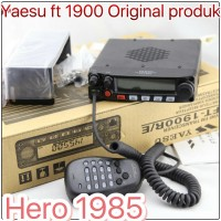 Yaesu Ft 1900R Original Produk Limited