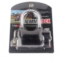 Harga gembok alarm anti maling safety lock multi fungsi sepeda motor   WIKIPRICE INDONESIA