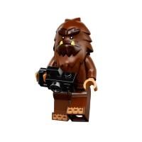 Big Foot Bigfoot Minifig Minifigure Series 14 Lego Bootleg