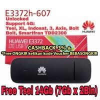 Modem Huawei E3372 4G LTE FDD 900/1800 150Mbps