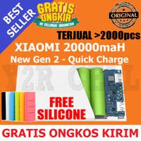 Xiaomi Mi Power Bank 20000 mAh 20000mAh Powerbank 100% ORIGINAL