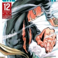 One Punch Man Vol 12 TP - One Comic Komik Manga VIZ Media English US