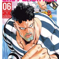 One Punch Man Vol 6 TP - One Comic Komik Manga VIZ Media English US