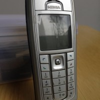 Nokia 6230i Made in Germany, Second Mulus Casing Baru