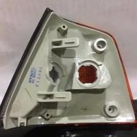 part honda mobil Corner Lamp Civic Wonder 84 87 2 Pintu Kuning