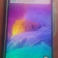Samsung Galaxy Note 4 (BEKAS)