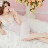 Lingerie Baju Tidur Putih Sexy Super Transparan Dewa Dewi Store