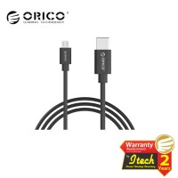 ORICO MCU-20 Type-C to Micro USB Charge & Sync Cable - 2 Meter