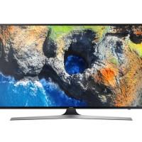 SAMSUNG LED TV 43 Inch Flat Smart Digital UHD 43MU6100K JAKARTA ONLY