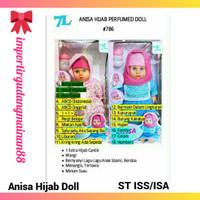 Termurah Boneka Hijab Islami Edukasi Anak Wangi,Bernyanyi Lagu Islami