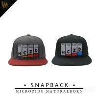 Topi snapback polos aplikasi distro bandung
