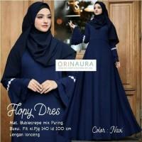 Dress Maxi Cantik Mewah Simpel Model Terbaru By Orinaura 688