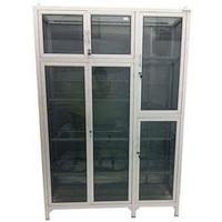 Aluminium (etalase,rak piring,rak sepatu), Rolling door, dll