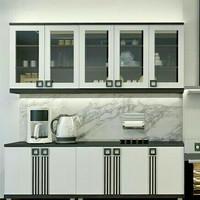 kitchen set / lemari sayur / lemari dapur