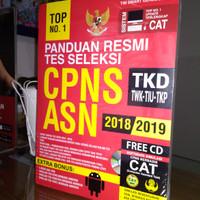TOP NO. 1 PANDUAN RESMI TES SELEKSI CPNS ASN 2018 - 2019