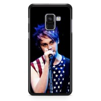 Michael Clifford 5 Second X0242 Samsung A8 2018 Custom Case