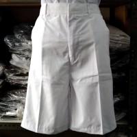 Celana Pendek SD Putih (Sontog Seragam SD) (Seragam Sekolah)