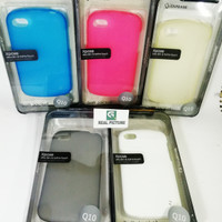 Case Silikon BB Blackberry q10 Soft Cover bbq10 Capdase Casing