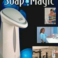 SOAP MAGIC dispenser otomatis -dispenser sabun