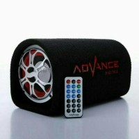 New! Speaker Subwoofer Advance Bluetooth Karaoke Radio T101Bt Aktif