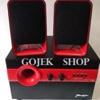 Jual Speaker Active  Bluetooth  Teckyo 778C Gmc With  Remote  Control
