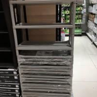 Shoe Rack 3 Layer with Umbrella Stand Rak Sepatu Ace Hardware Plastik