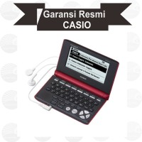 Kamus Elektronik CASIO EW ID 100/ ID100 Red