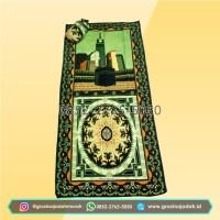Sajadah Lipat Murah Motif Marwah Hijau 0852-2765-5050