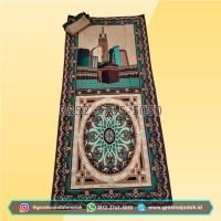 Sajadah Nama Motif Marwah Tosca 0852-2765-5050